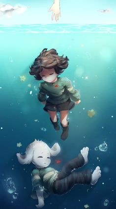 Sinking by Sasoura