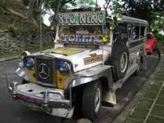 Philippines Jeepney Exotic Beaches, Tropical Beaches, Philippines Vacation, Jeepney, Native Country, Enjoying The Sun, Southeast Asia, Beautiful World, The Good Place