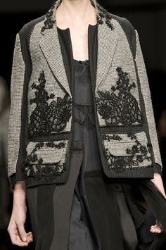 Antonio Marras at Milan Fashion Week Fall 2011 - Details Runway Photos