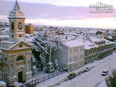 Punta Arenas, Chile. My hometown.