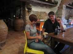 Happy wine: farmholidays with emotions  in Tuscany