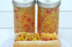 Cookin' for my Captain: Canning: Squash Relish