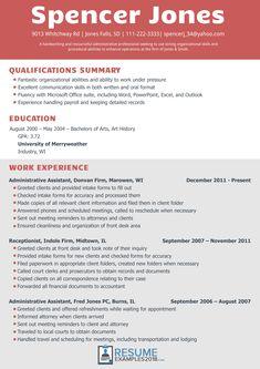 objectives 3 resume templates pinterest resume format resume