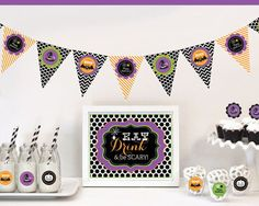 Spooky Halloween Decoration Kit – Mix and Bash