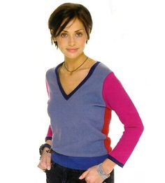 This image of Natalie Imbruglia kinda makes me miss the 90s a bit