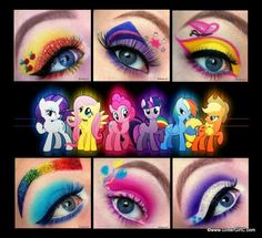 What is the deal with the My Little Ponies, anyway?!?!?!?!