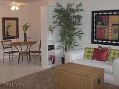 Coralaire Apartments  Living Room