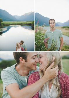 I love everything about this photoshoot! Vancouver Engagement Photographers Shari + Mike