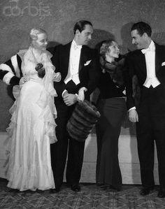 Film Celebrities of 1933 - U644255INP - Rights Managed - Stock Photo - Corbis