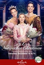 A Nutcracker Christmas hallmark movie dvd