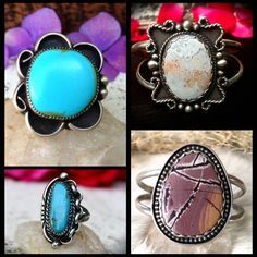 Shop News ~ selected items have been discounted up to 15% off & moved to the SALE section of the Etsy shop!   Shipping Updates ~ All SALE Items are handcrafted Silver Raven 'Ready to Ship' items or 'Vintage' pieces therefore ship out within 1 day or purchase.   www.SilverRavenStudio.Etsy.com