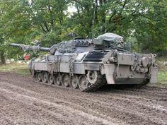 Leopard 1A5 - Belgian Armed Forces