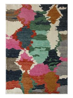 Berber Hand-Knotted Rug by nuLOOM at Gilt