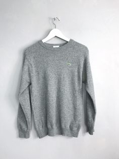 <strong> LACOSTE </strong>• Wollpullover • S / M