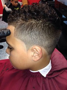 Hairstyles For Mixed Toddlers With Curly Hair Alluring 30 Cortes De Cabelo Para Meninos  Pinterest  Curly Hair Boys