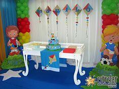 Festas e decorações infantil Estrelar