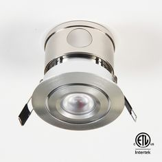 GMR6 Series 120V 6W IC and Damp Location Rated Mini Downlight - GM Lighting
