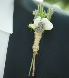#bottoniera with #lavender