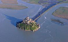 Le Mont Saint-Michel diaporama du Mont Saint-Michel galerie photos