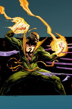 Jerome Opena - Iron Fist