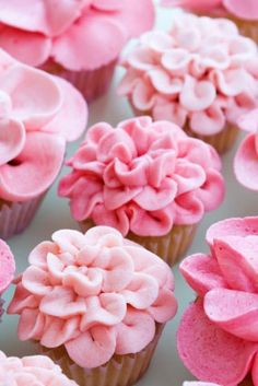 inspiration....make a felt cupcake pincushion with flowers on top like this