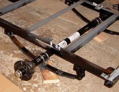 We offer 3500 lb capacity axles with straight (not cambered) tubes for our DIY trailer projects.We only offer the heavier duty 3500 lb axle because for a few bu
