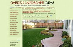 http://www.gardenlandscapeideas.org/ideas/preview/285/landscapingideasforsmallyardsmallbackyardlandscapingdesign.html