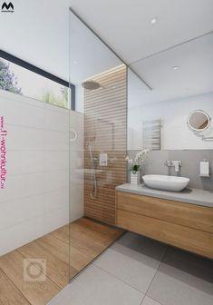 Bathroom Design Tile Walk In Shower Window 65 Super Ideas Home, Modern Bathroom, Shower Room, Wood Bathroom, Bathroom Windows, Trendy Bathroom, Bathroom Design Small, Bathroom Interior Design, Bathroom Shower