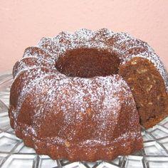 Schokolade-Nusskuchen