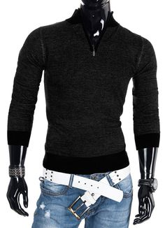 Men Fashion, Men Sweater, Retro, Sweaters, Man Fashion, Sweater, Men's Fashion, Guy Fashion, Mens Fashion