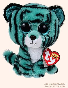 TY Tess the Leopard Beanie Boo ~ Justice Exclusive by Beanie Boo. TY Tess the Leopard Beanie Boo ~ Justice Exclusive Beanie Boo Dogs, Beanie Babies, Ty Beanie Boos Collection, Ty Peluche, Beanie Boo Birthdays, Ty Stuffed Animals, Ty Bears, Ty Toys, Baby Girl Toys