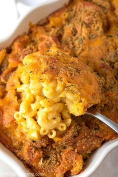 Baked Macaroni and Cheese Easy Baked Macaroni And Cheese Recipe, Taco Mac And Cheese, Best Macaroni And Cheese, Lobster Mac And Cheese, Macaroni Recipes, Baked Cheese, Aldi Cheese, Best Lasagna Recipe, Dinner Recipes
