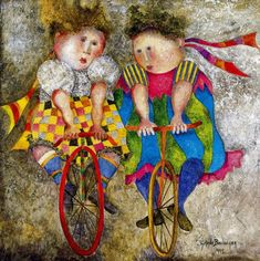 Exploring Art: Art of Graciela Rodo Boulanger