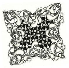 • ❃ • ❋ • ❁ • tanglebucket • ✿ • ✽ • ❀ •: Weekly Challenge #83: DuoTangle v. V: Assunta/Mooka