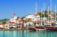#Marmaris #Hafen #Port #Mittelmeer #Kreuzfahrt #Urlaub #Reise #Türkei #Turkey #Kreuzfahrtberater