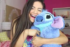 Find images and videos about stitch, bethany mota and bethany on We Heart It - the app to get lost in what you love. Bethany Mota, Meant To Be Together, Just Girly Things, Reasons To Smile, The Fault In Our Stars, Keep Calm And Love, Animal Pillows, Lilo And Stitch, My Best Friend