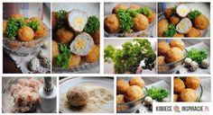 Kotlety mielone nadziewane jajkami