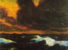 Emil Nolde - The Sea B, Tate Modern