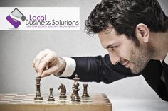Winning in a game of chess requires thinking two steps ahead of your competition. Achieving business success online is no different. Think ahead of the pack. Think online marketing. Think Local Business Solutions.