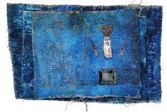 Beata Wehr.Blue Book about the past.2 | Abecedarian Narrative Threads show, 2013