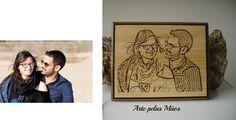A Arte pelas Mãos tem neste momento um projecto  com vários parceiros na área da Arte Fotográfica.  Na conjugação das duas artes  - nascem a Fotografia aplicada á Pirogravura ( desenhar a Fogo).  Mais informações;  artepelasmaos@gmail.com https://www.facebook.com/pages/Arte-pelas-M%C3%A3os/458748014190875?fref=ts