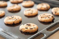 Cookies de micro-ondas sem lactose - Clique na foto e aprenda a receita!