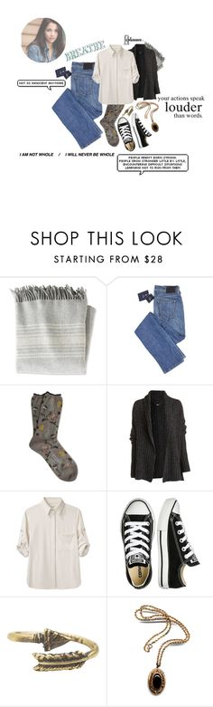 """""""[VISUAL] { I can't do this by myself }"""" by morningstar1399 ❤ liked on Polyvore featuring L.L.Bean, Antipast, The Row, rag & bone, Converse, Love Nail Tree and 1921"""