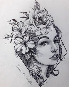Pin by chasity palmer on tattoo in 2019 art drawings, art sketches, tattoo Cool Art Drawings, Pencil Art Drawings, Art Drawings Sketches, Tattoo Drawings, Desenho Tattoo, Art Graphique, Pen Art, Art Sketchbook, Doodle Art