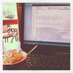 #friday #work #coffee