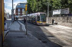 Smithfield Luas Tram Stop