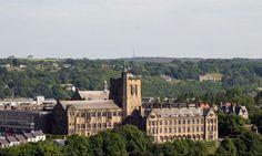 Bangor University, North Wales
