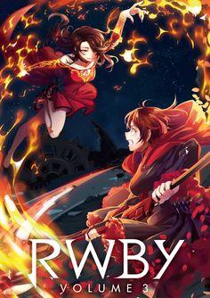 RWBY: Cinder .vs. Ruby (SPOILERS: This actually kinda happened)