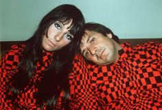 icons: Sonny Bono and Cher I Got You Babe, Told You So, 1960s Mod Fashion, Cher Bono, S Icon, Snap Out Of It, Civil Rights Movement, Political Figures, Its A Wonderful Life