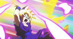 Dragon Ball Z Animated GIF